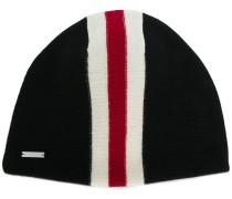 stripe knit beanie - Unavailable