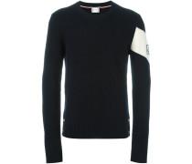 - Pullover mit Kontraststreifen - men
