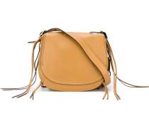 fringed 'Saddle' bag