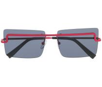 X Adam Selman 'The International' Sonnenbrille