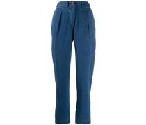 'Jade' Jeans mit hohem Bund