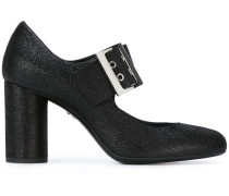 Mary Jane buckle pumps