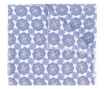 Schal mit Blumen-Print - men