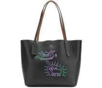 X Keith Haring market tote