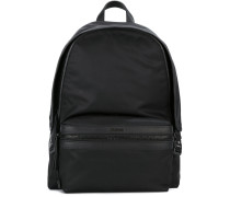 front compartment backpack