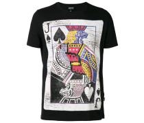Hemd mit Spielkarten-Print - men - Baumwolle - S
