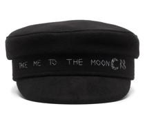 'Black To The Moon' Schiffermütze