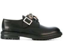 Verzierte Derby-Schuhe