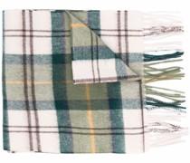 Schal mit Schottenkaro