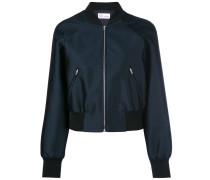 classic bomber jacket - women