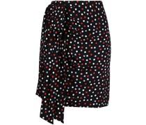 Minirock mit Polka Dots