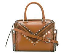 'Letra' Handtasche mit Nieten - women