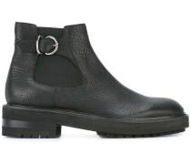 Chelsea-Boots mit Schnallenriemen