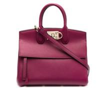 Handtasche mit Gancini-Detail