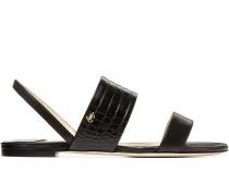 'Seia' Slingback-Sandalen mit Prägung