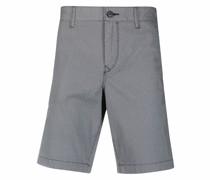 Knielange Shorts mit Print