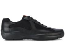 Black America's Cup sneakers