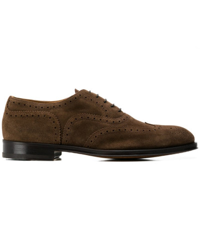 Oxford-Schuhe in Budapester-Optik