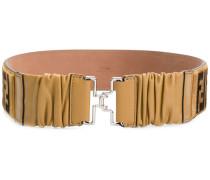belt with FF logo
