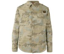 - Jacke mit Camouflage-Print - men - Baumwolle