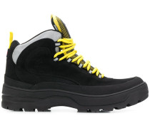 'Expedition' Stiefel in Colour-Block-Optik