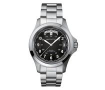 'Khaki King' Armbanduhr, 40mm