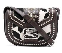 Pegaso saddle shoulder bag