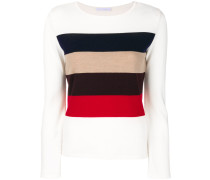 Horizon striped top