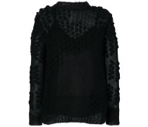 P.A.R.O.S.H. Pullover mit Pompons