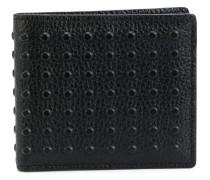 Portemonnaie mit Nieten
