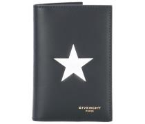 - Portemonnaie mit Stern-Print - unisex