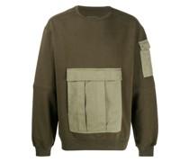 Sweatshirt aus Bio-Baumwolle