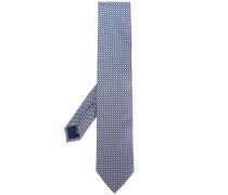 flower print tie