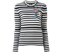 Pullover mit Querstreifen - women - Baumwolle