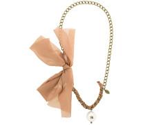Halskette mit Kugelanhänger