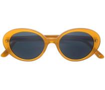 'Parquet' Sonnenbrille - women - Acetat