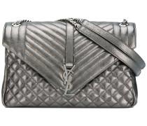 Monogram shoulder bag - women - Leder