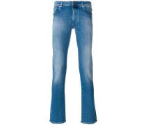 long straight leg jeans