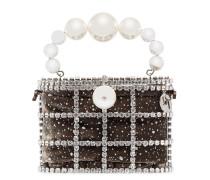 'Holli Cometa' Mini-Tasche mit Perlen