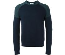 Pullover in Colour-Block-Optik - men