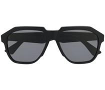 Sonnenbrille im Oversized-Design
