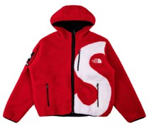 x The North Face Fleecejacke mit S-Logo