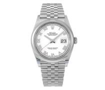 2020s ungetragene Oyster Perpetual Datejust Armbanduhr, 36mm