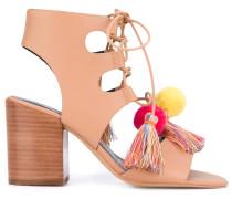 'Calissa' Sandalen mit Blockabsatz