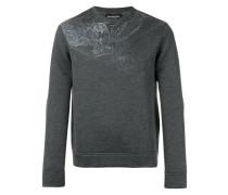 Sweatshirt mit Skizzen-Print - men - Modal - XL