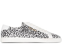 'Andy' Sneakers mit Leo-Print