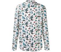 - Hemd mit Blumen-Print - men - Baumwolle - S