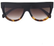 tortoiseshell shadow sunglasses