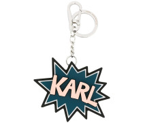 'Karl' Schlüsselanhänger - women - PVC