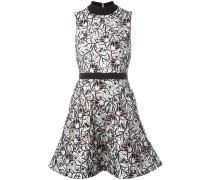 Ausgestelltes Kleid im Lagen-Look - women